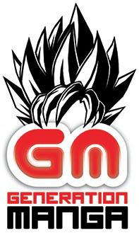 logo Génération Manga